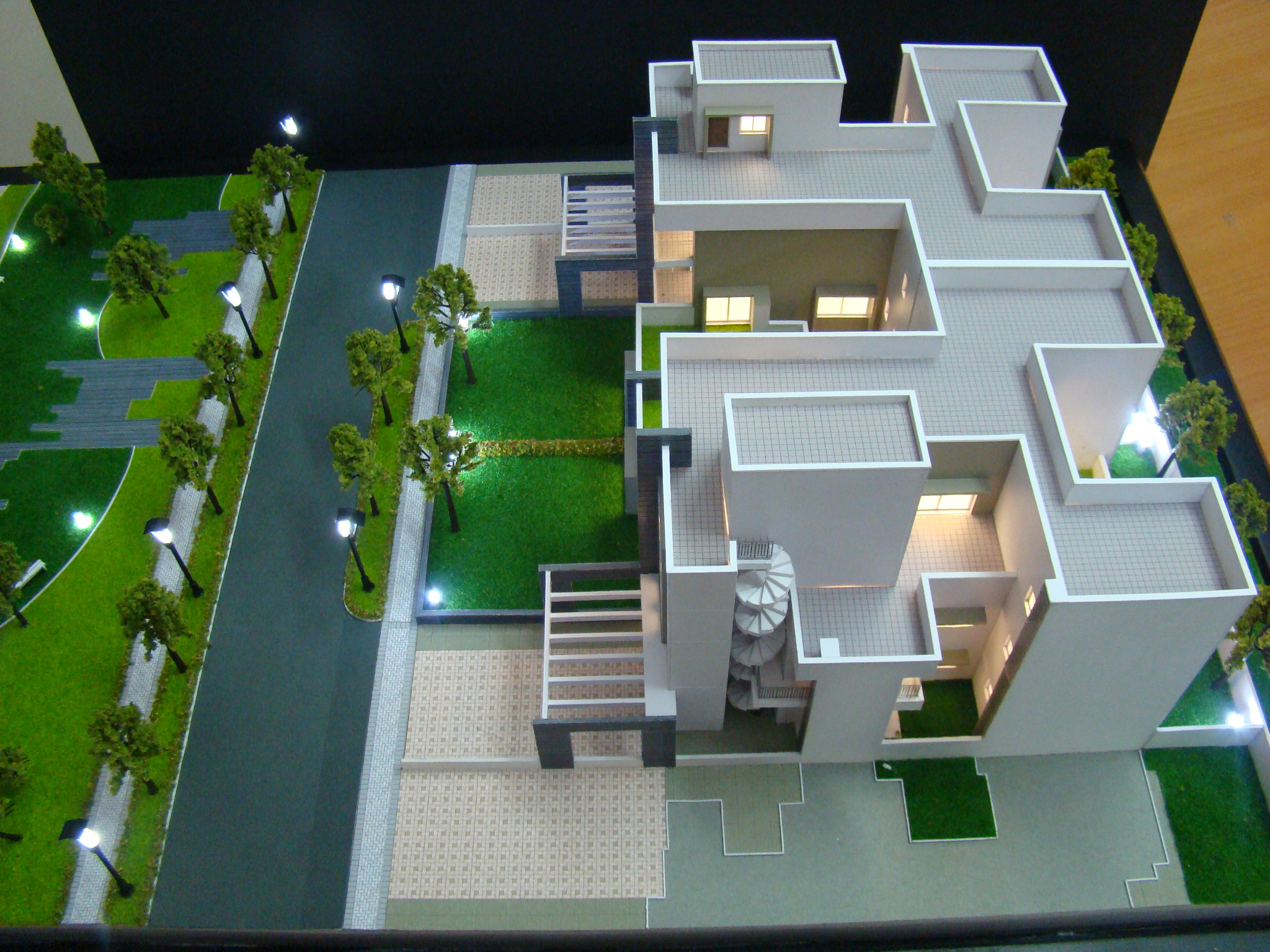 Architectural Model Making Materials